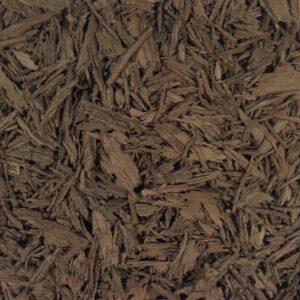 Brown Shredded Rubber Mulch